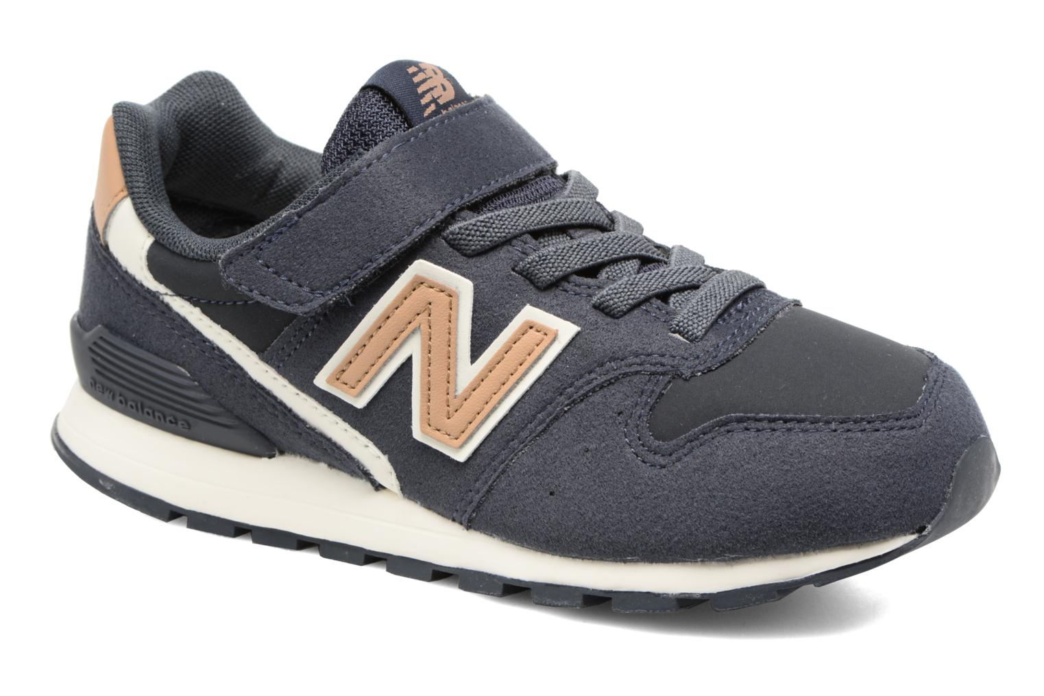 Trainers New Balance KV996 J Blue detailed view/ Pair view