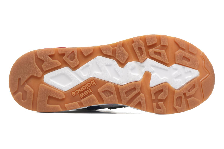 Sneaker New Balance KL580 J weiß ansicht von oben