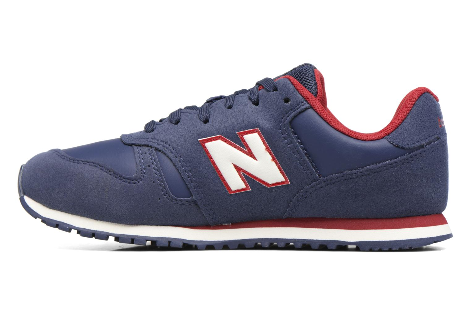 Trainers New Balance KJ373 J Blue front view
