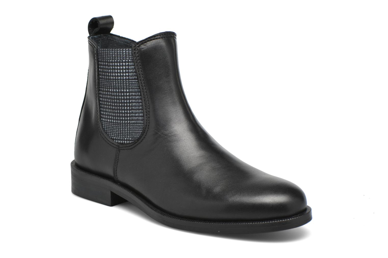 Bottines et boots Little Mary Toby Noir vue détail/paire