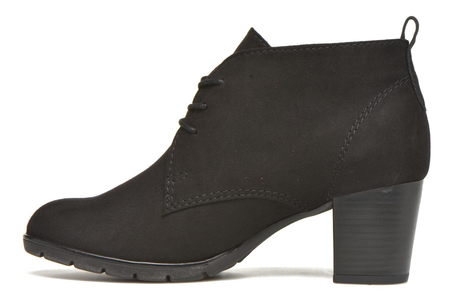 Ankle boots Marco Tozzi Ace 2 Black front view