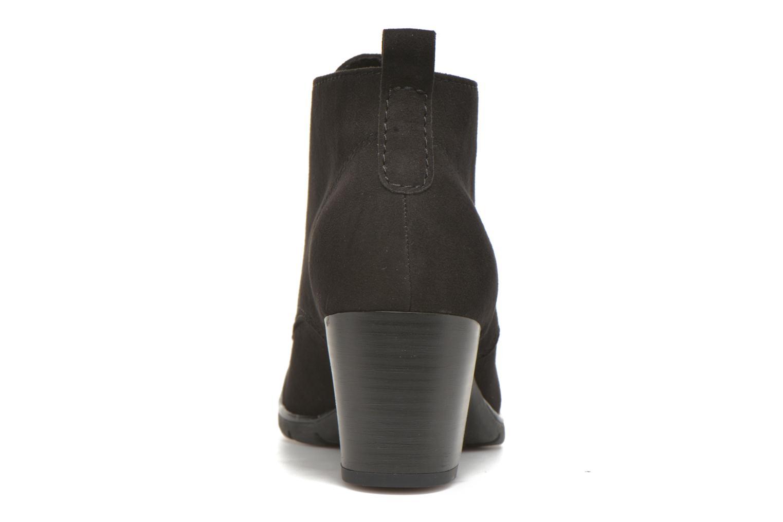 Bottines et boots Marco Tozzi Ace 2 Noir vue droite