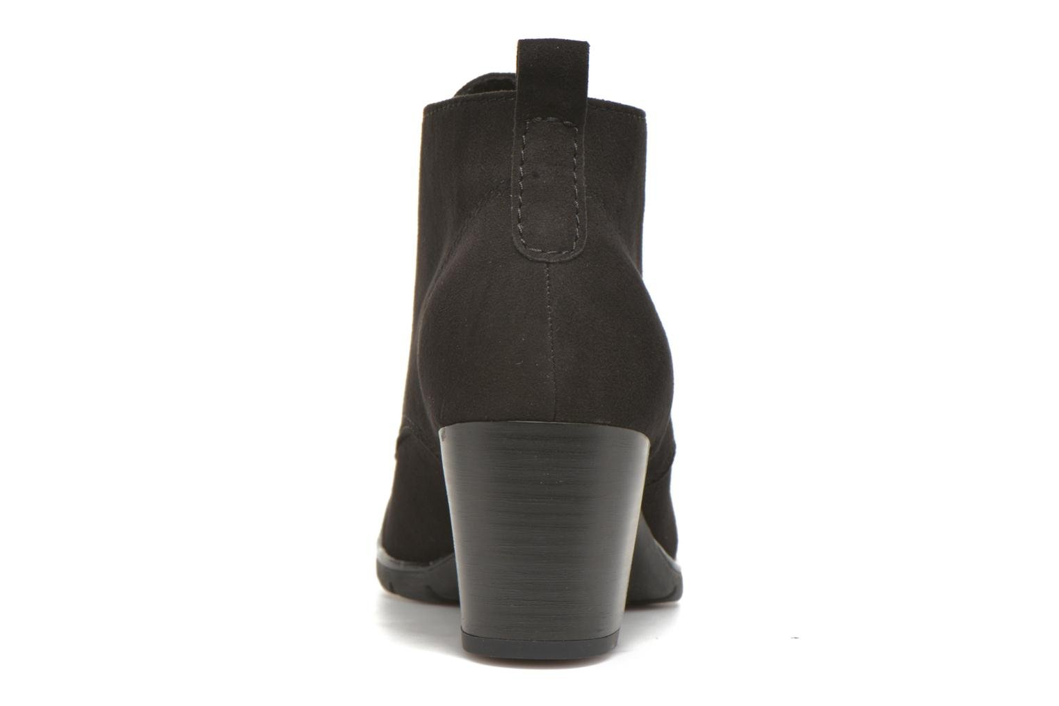 Ankle boots Marco Tozzi Ace 2 Black view from the right