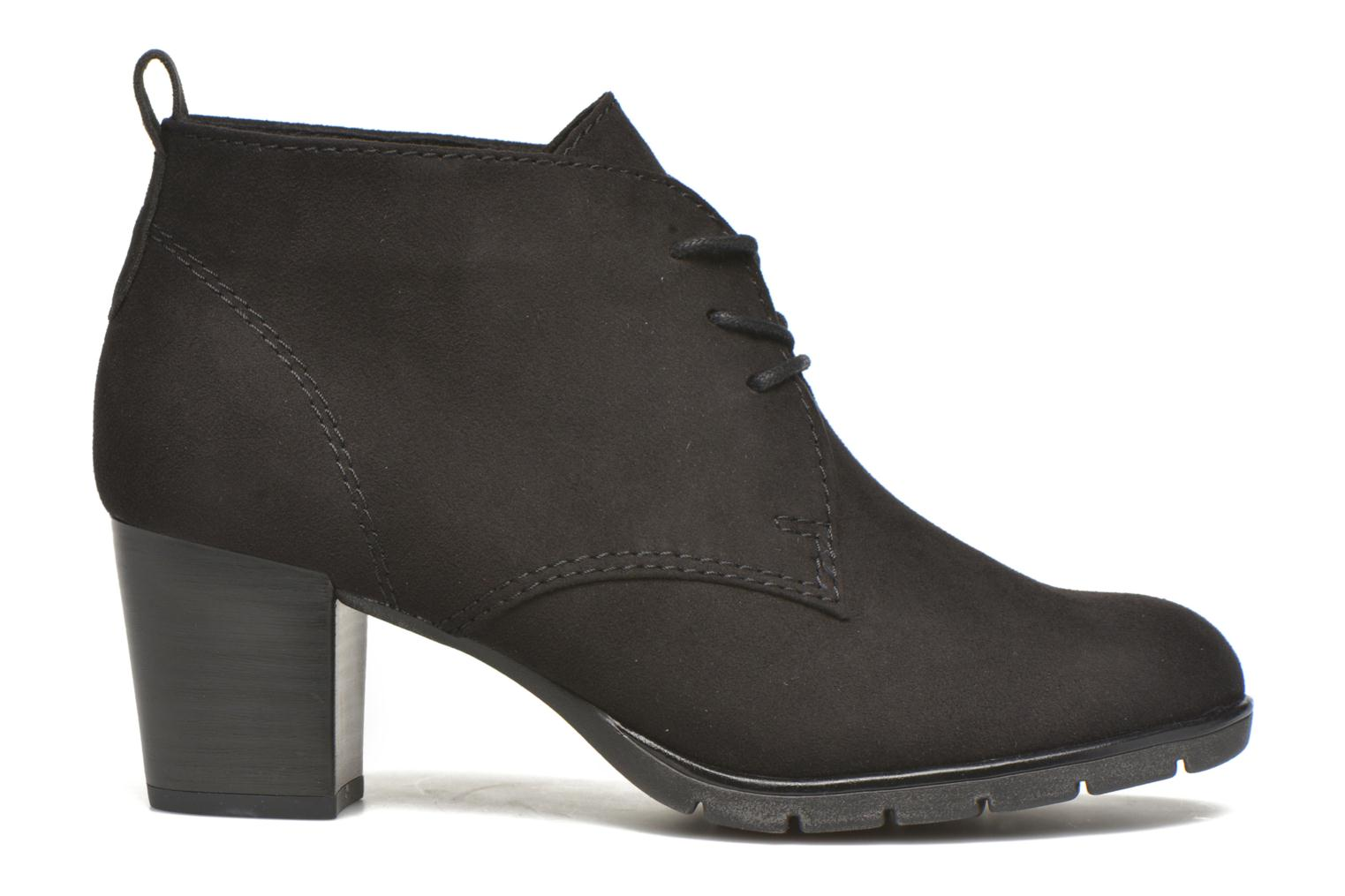 Ankle boots Marco Tozzi Ace 2 Black back view