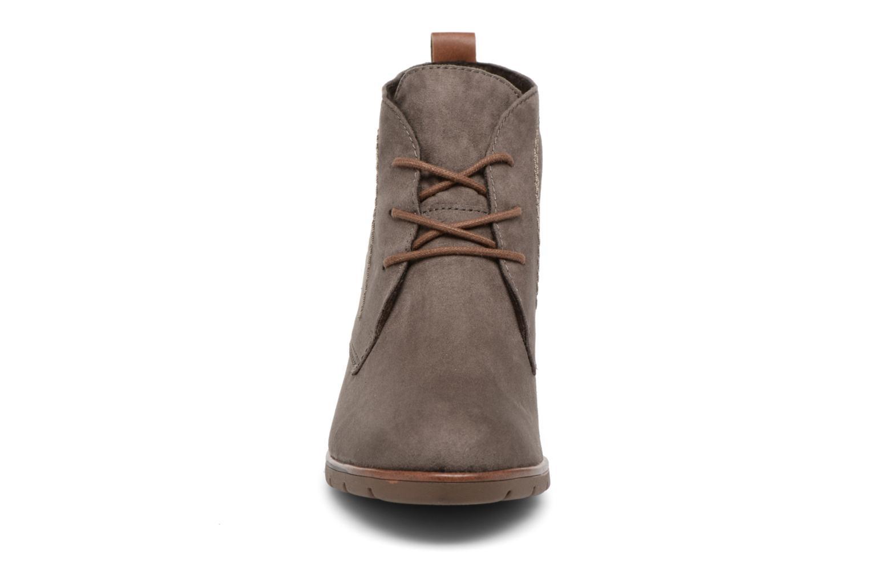 Bottines et boots Marco Tozzi Ace 2 Gris vue portées chaussures