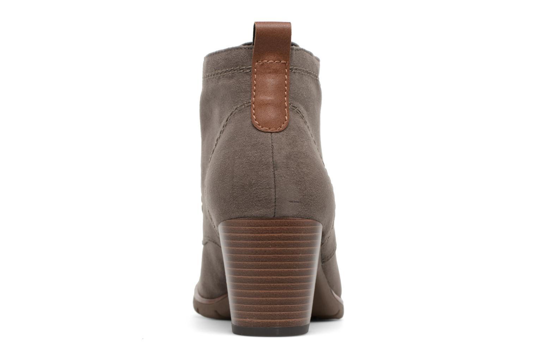 Bottines et boots Marco Tozzi Ace 2 Gris vue droite
