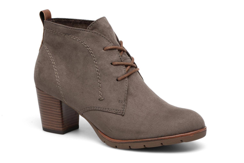 Bottines et boots Marco Tozzi Ace 2 Gris vue détail/paire