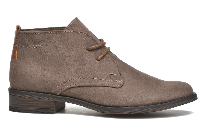 Chaussures à lacets Marco Tozzi Jina Gris vue derrière