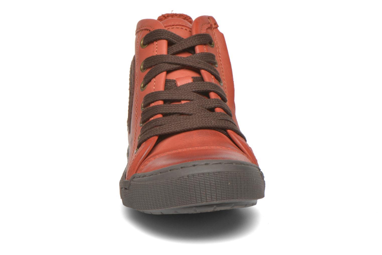 Sneaker Bisgaard Else rot schuhe getragen