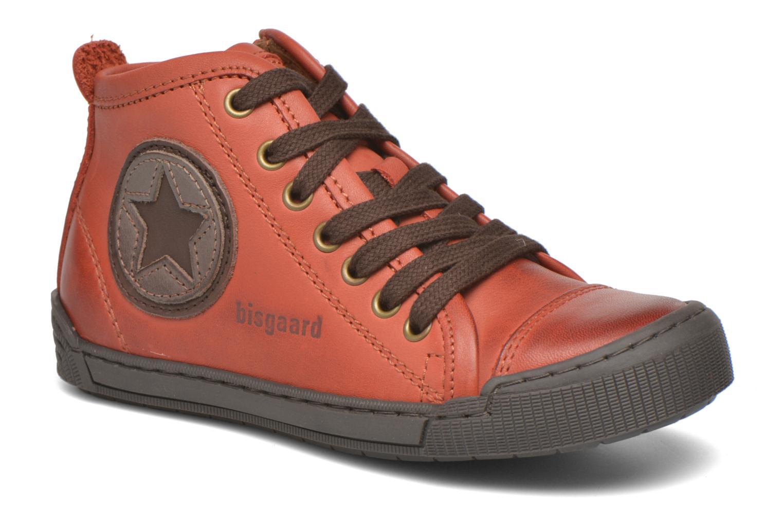 Sneaker Bisgaard Else rot detaillierte ansicht/modell