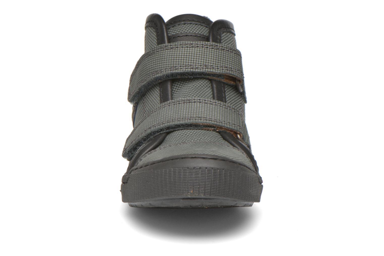 Sneaker Bisgaard Jens grau schuhe getragen