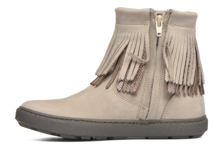 Bottines et boots Bisgaard Susanne Beige vue face