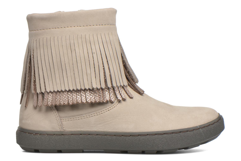 Stiefeletten & Boots Bisgaard Susanne beige ansicht von hinten