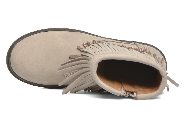 Stiefeletten & Boots Bisgaard Susanne beige ansicht von links