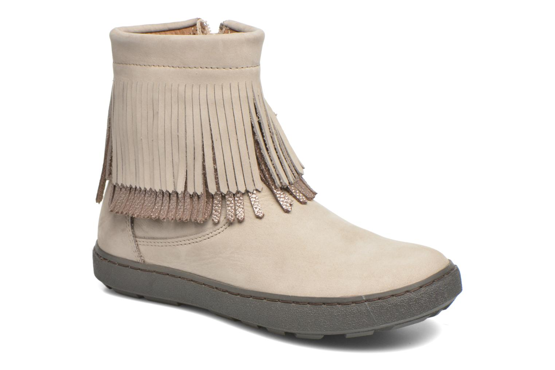 Bottines et boots Bisgaard Susanne Beige vue détail/paire