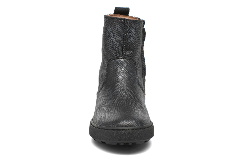 Stiefeletten & Boots Bisgaard Lone schwarz schuhe getragen