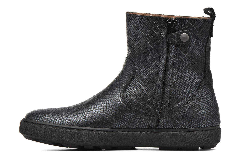 Boots en enkellaarsjes Bisgaard Lone Zwart voorkant