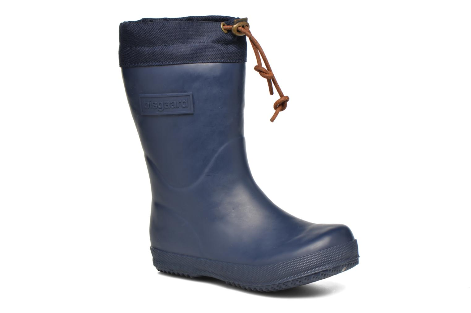Boots & wellies Bisgaard Knud Blue detailed view/ Pair view