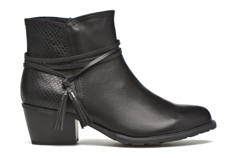 Stiefeletten & Boots Marco Tozzi Bonite schwarz ansicht von hinten
