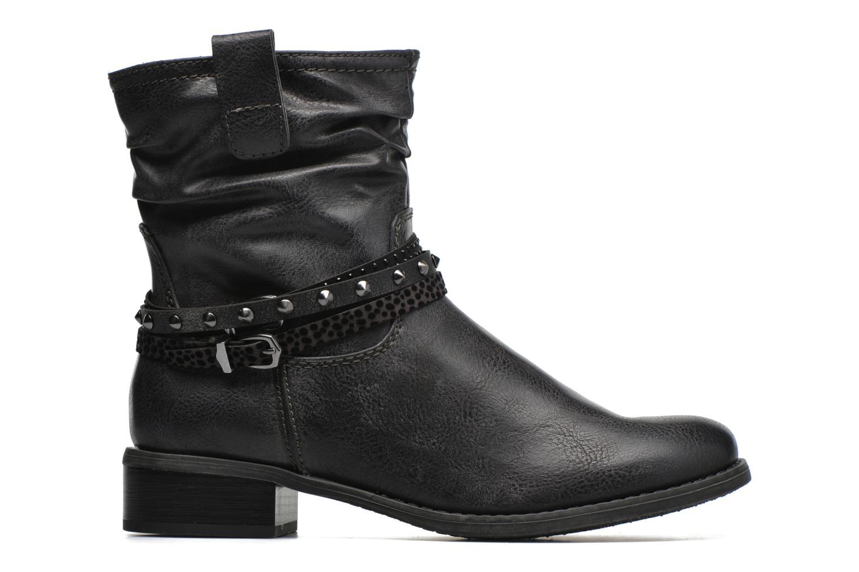 Stiefeletten & Boots Marco Tozzi Meunier grau ansicht von hinten
