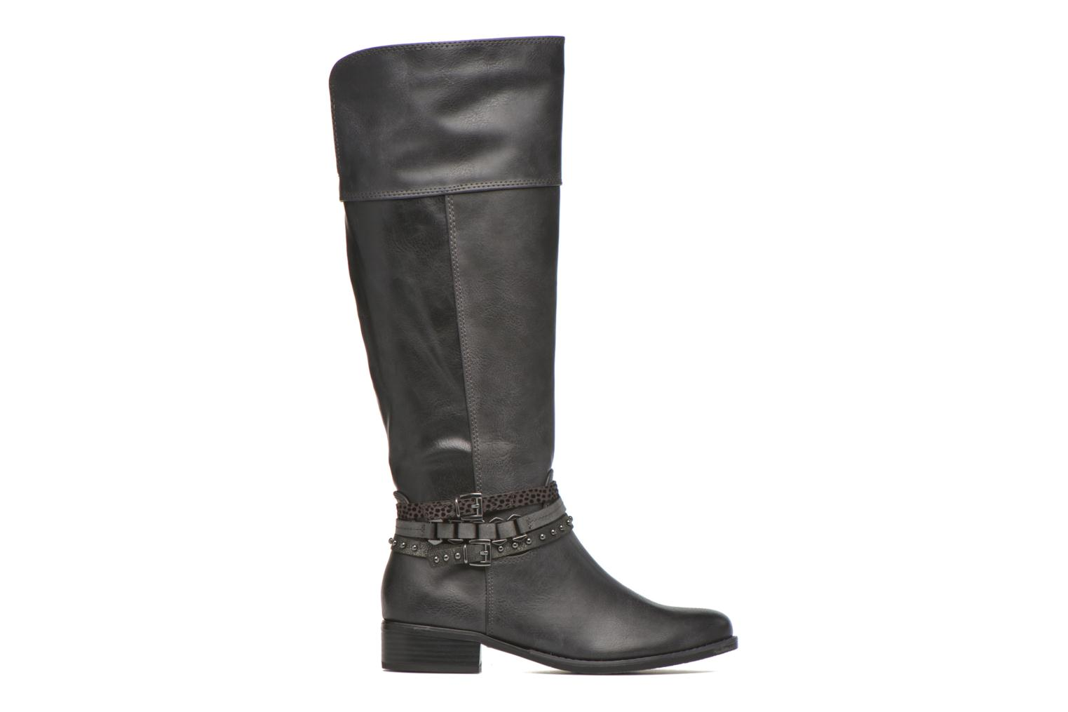 Boots & wellies Marco Tozzi Rason Black back view