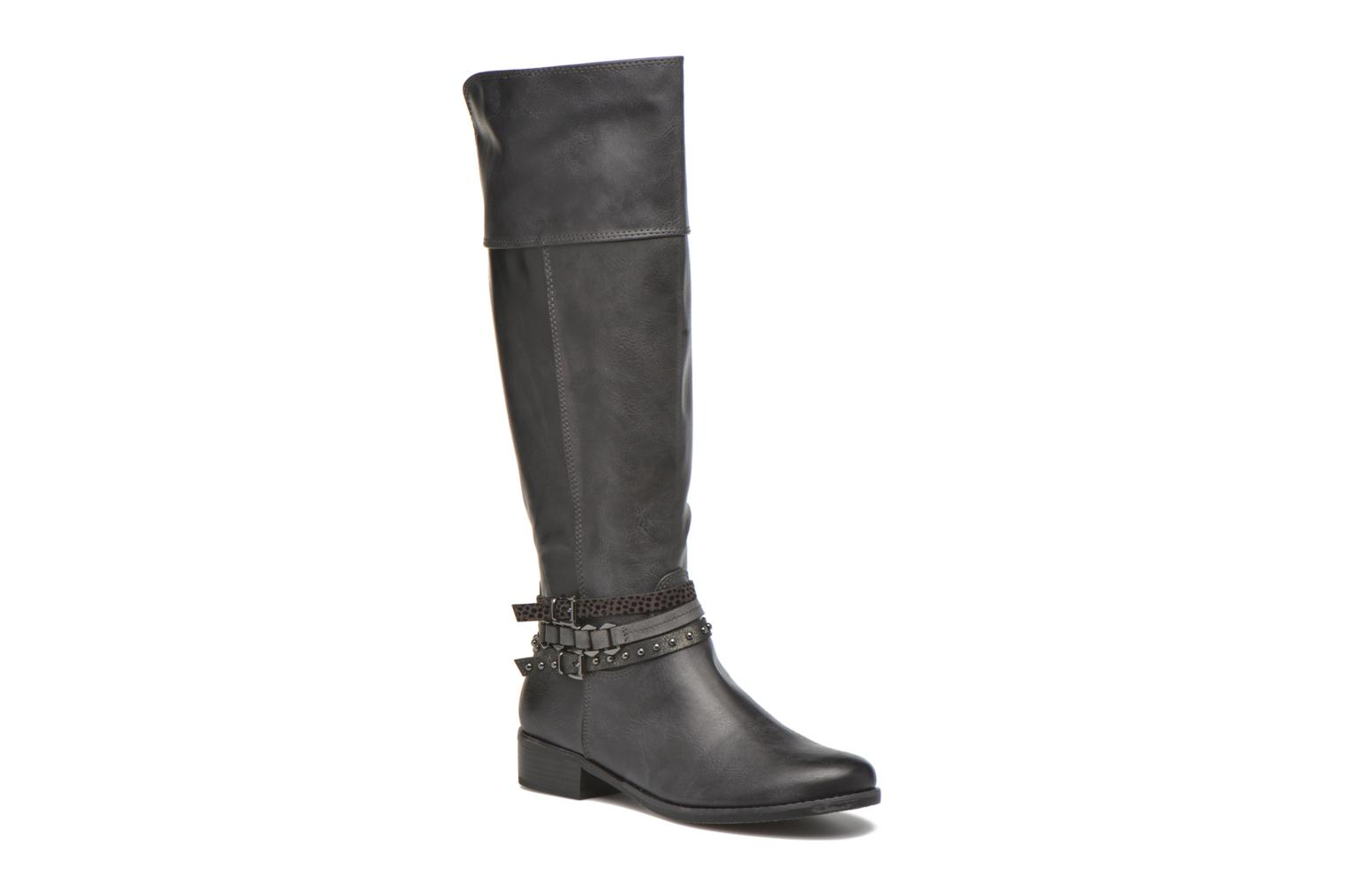 Boots & wellies Marco Tozzi Rason Black detailed view/ Pair view