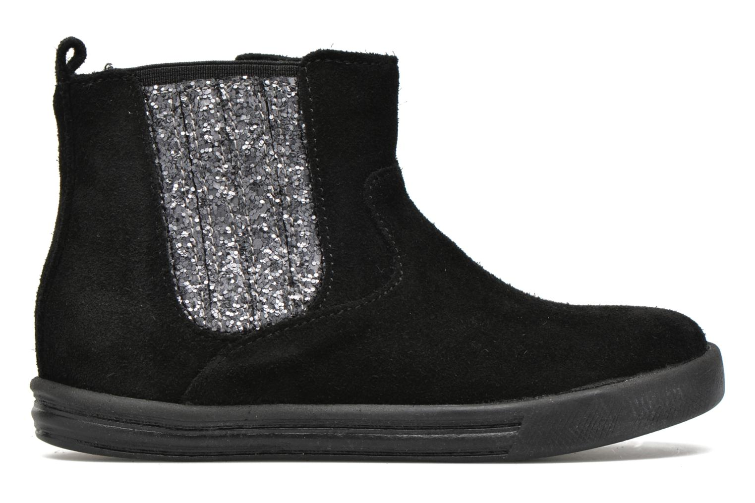 Ankle boots Minibel Laura Black back view