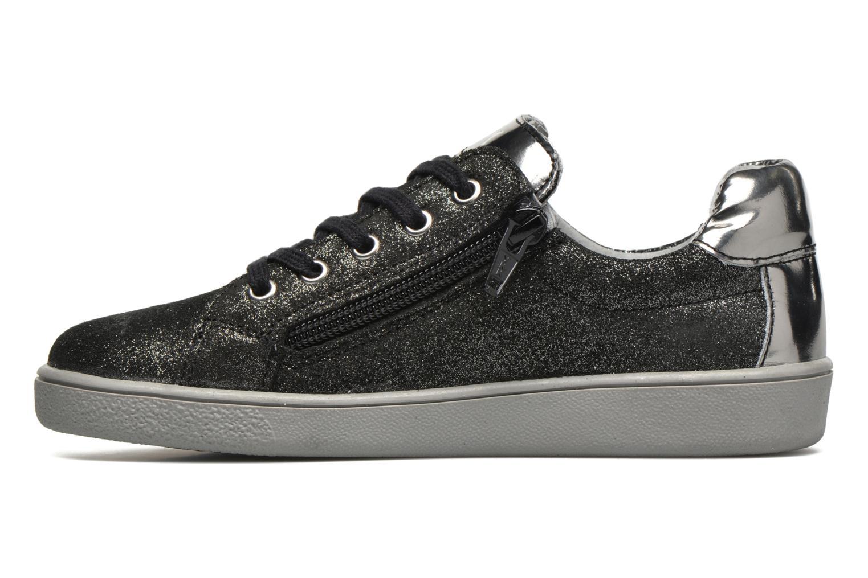 Sneakers Minibel Pixy Zwart voorkant