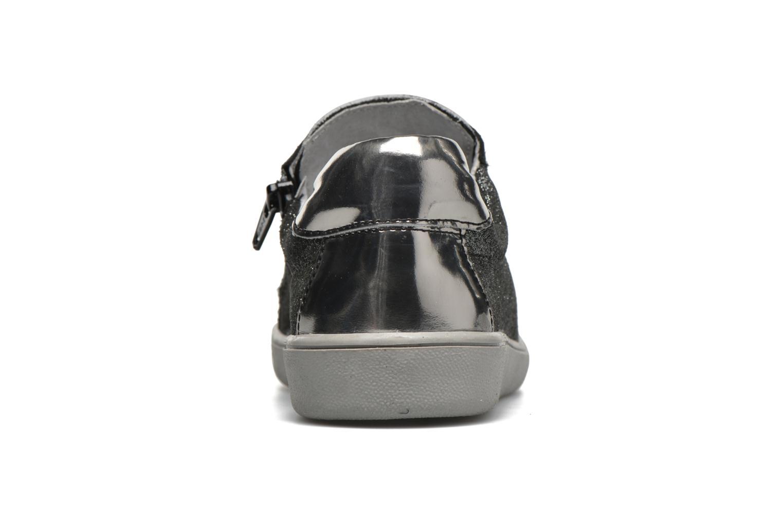 Sneakers Minibel Pixy Zwart rechts