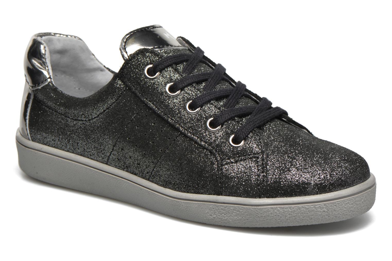 Sneakers Minibel Pixy Zwart detail