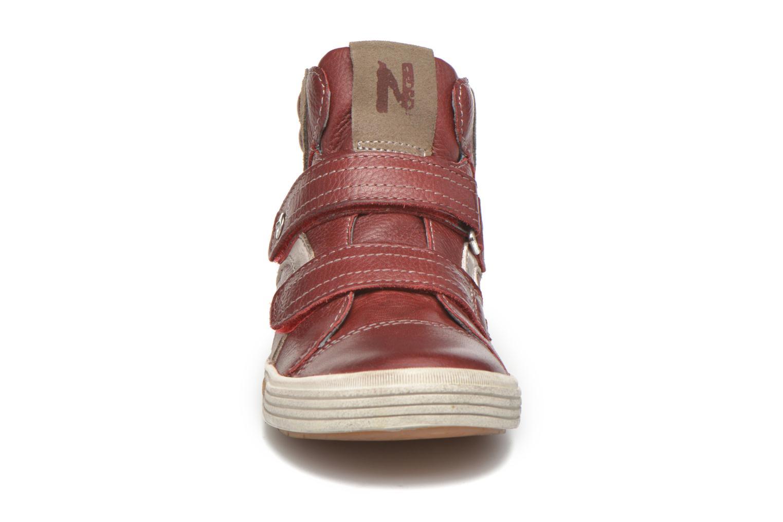 Sneaker Noël Realy rot schuhe getragen