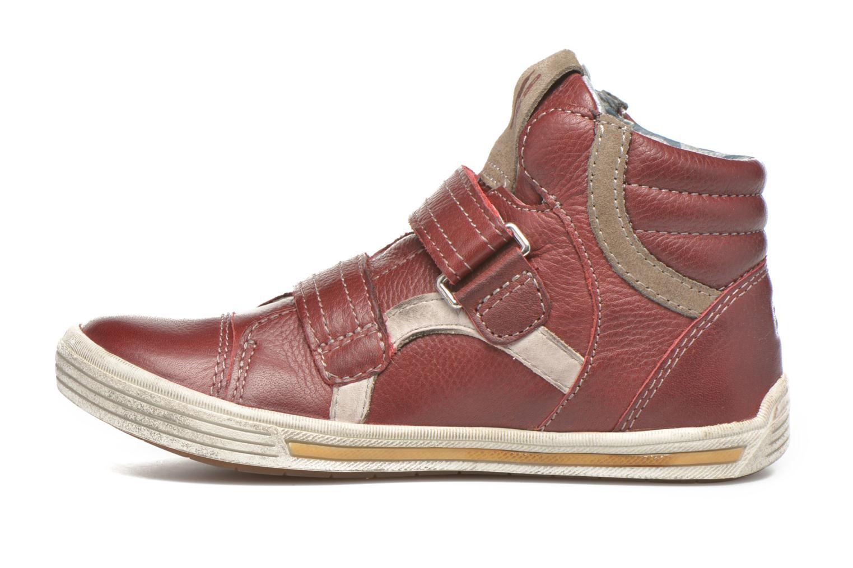 Sneaker Noël Realy rot ansicht von vorne