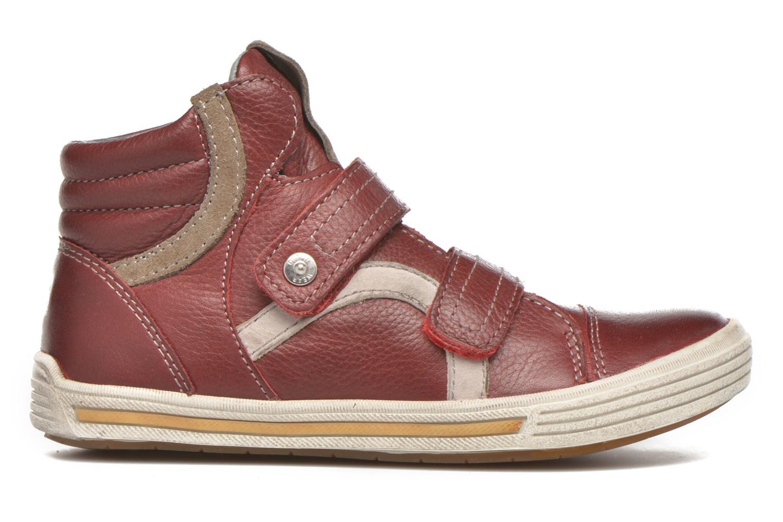 Sneaker Noël Realy rot ansicht von hinten