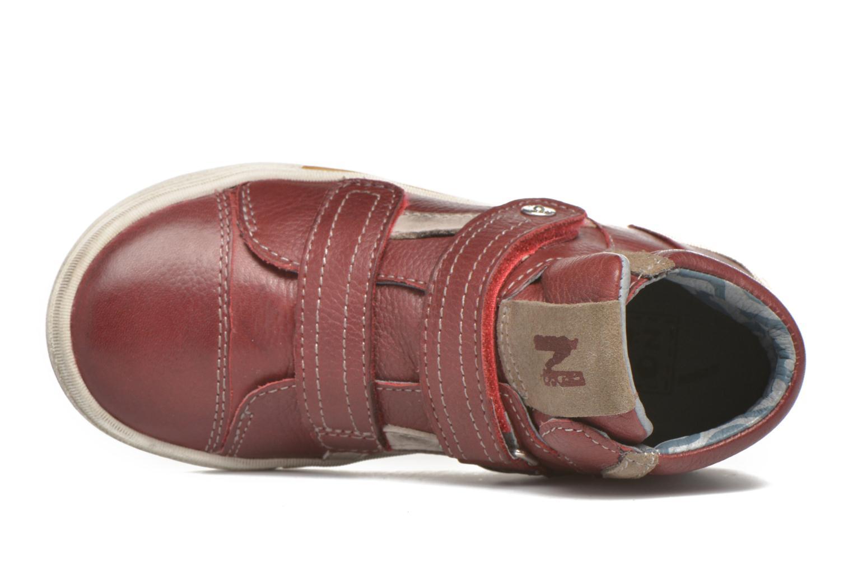 Sneaker Noël Realy rot ansicht von links