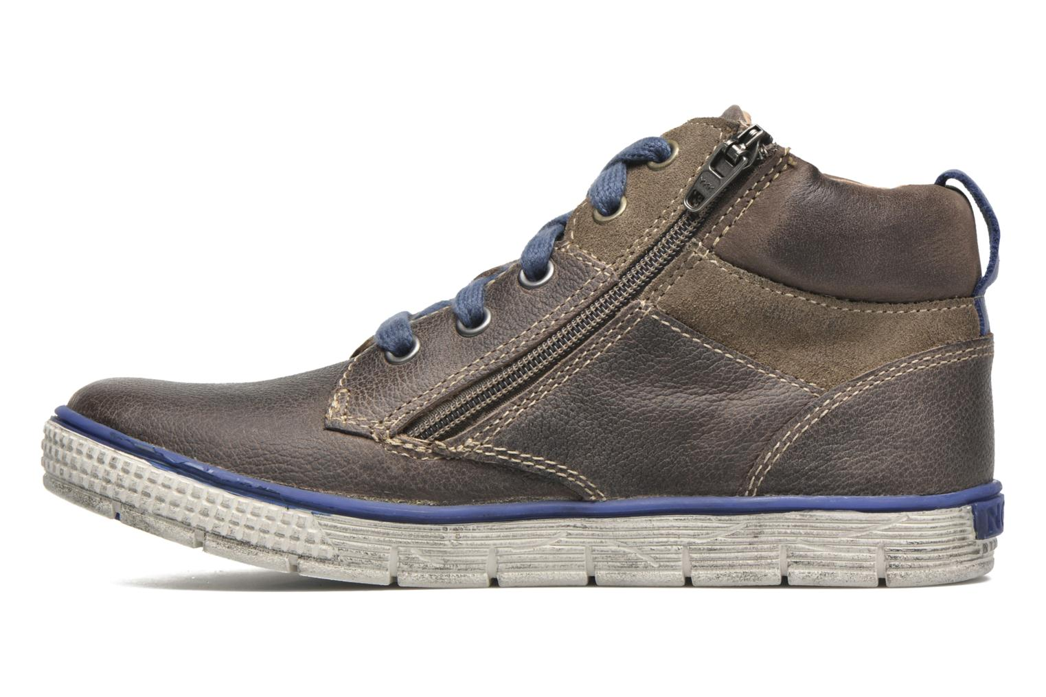 Trainers Noël Volker Brown front view
