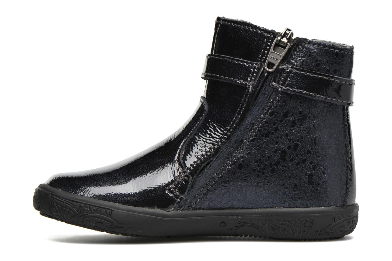 Bottines et boots Noël Mini Alba Noir vue face