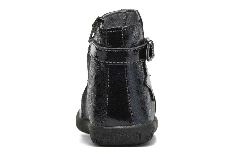 Bottines et boots Noël Mini Alba Noir vue droite