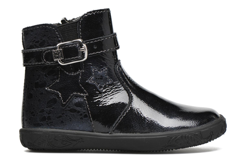 Bottines et boots Noël Mini Alba Noir vue derrière