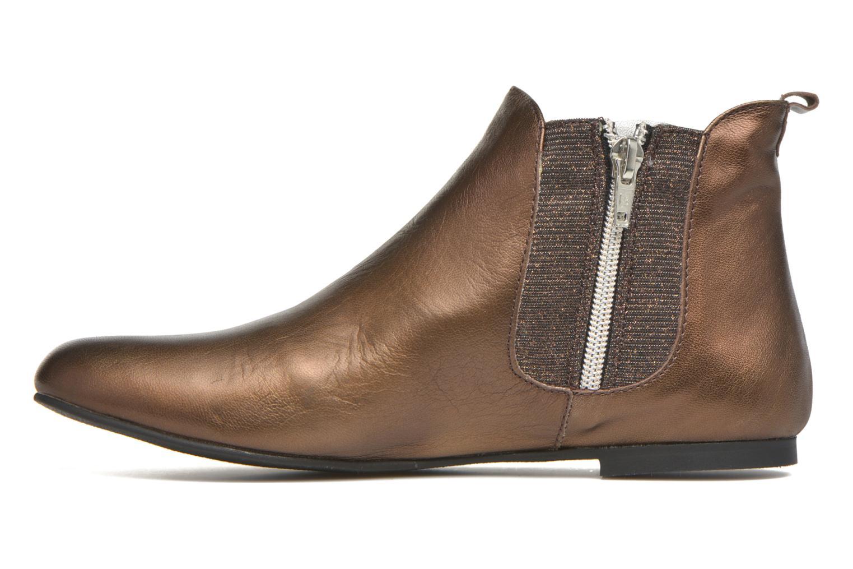 Bottines et boots Ippon Vintage Cover-lux Marron vue face