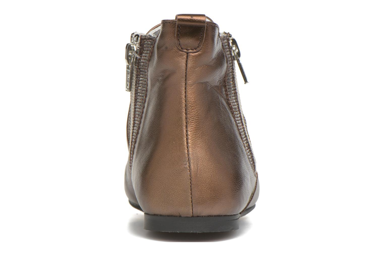 Bottines et boots Ippon Vintage Cover-lux Marron vue droite