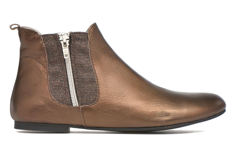 Bottines et boots Ippon Vintage Cover-lux Marron vue derrière