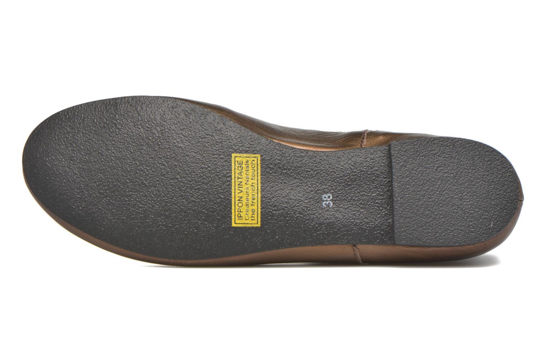 Bottines et boots Ippon Vintage Cover-lux Marron vue haut