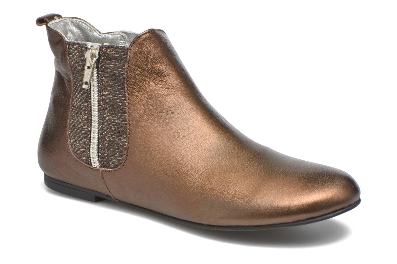 Bottines et boots Ippon Vintage Cover-lux Marron vue détail/paire