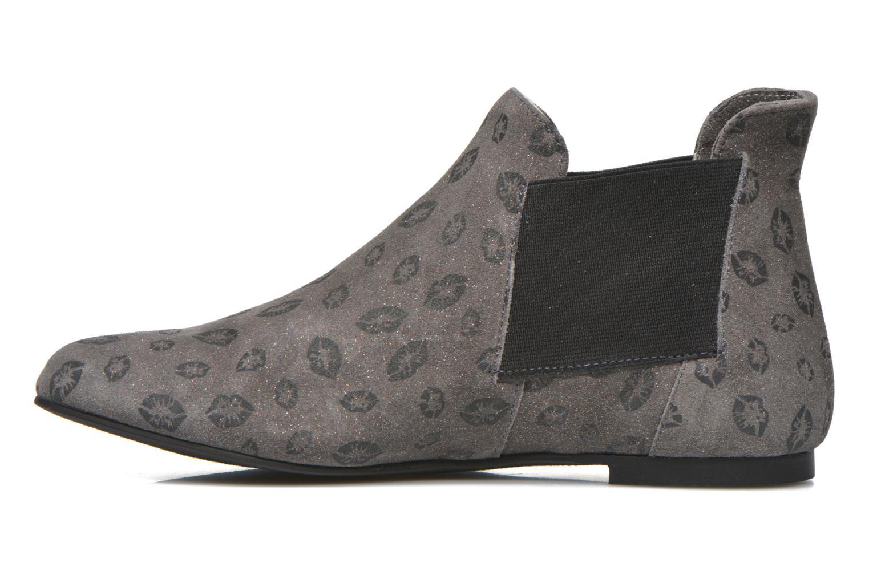 Bottines et boots Ippon Vintage Peal Kiss Gris vue face
