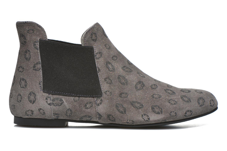 Bottines et boots Ippon Vintage Peal Kiss Gris vue derrière