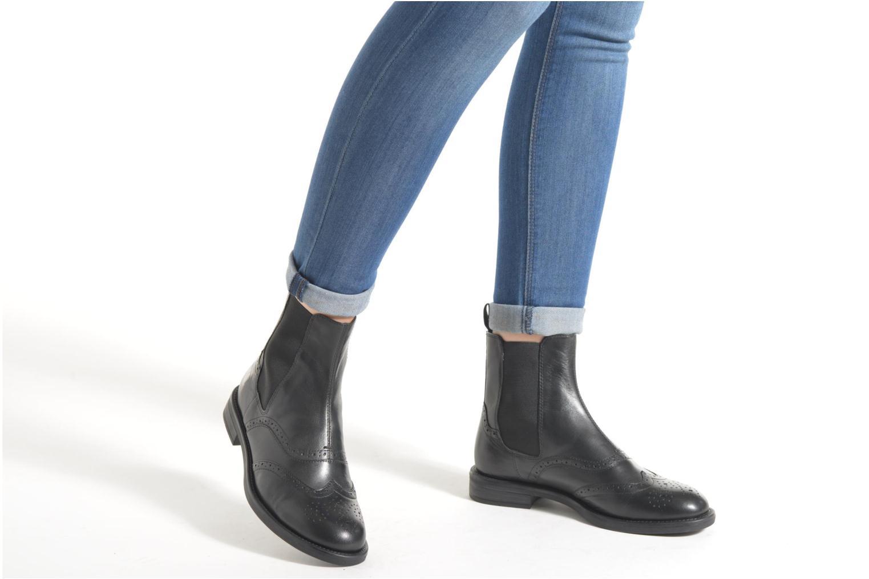 Stiefeletten & Boots Vagabond Shoemakers AMINA 4203-001 schwarz ansicht von unten / tasche getragen
