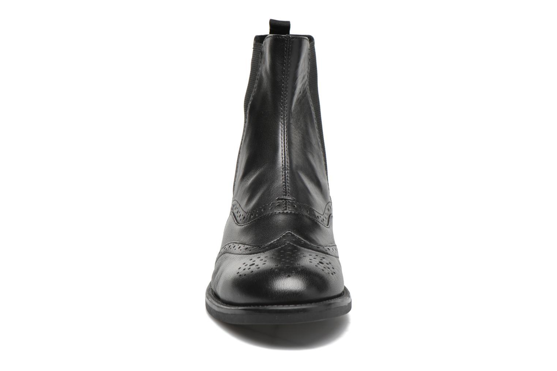 Bottines et boots Vagabond Shoemakers AMINA 4203-001 Noir vue portées chaussures