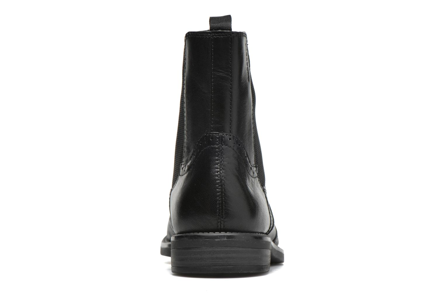 Ankle boots Vagabond Shoemakers AMINA 4203-001 Black view from the right