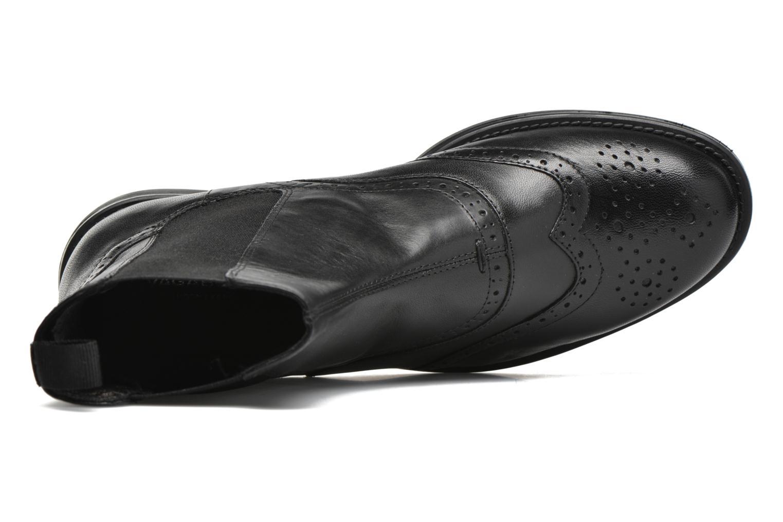 Botines  Vagabond Shoemakers AMINA 4203-001 Negro vista lateral izquierda