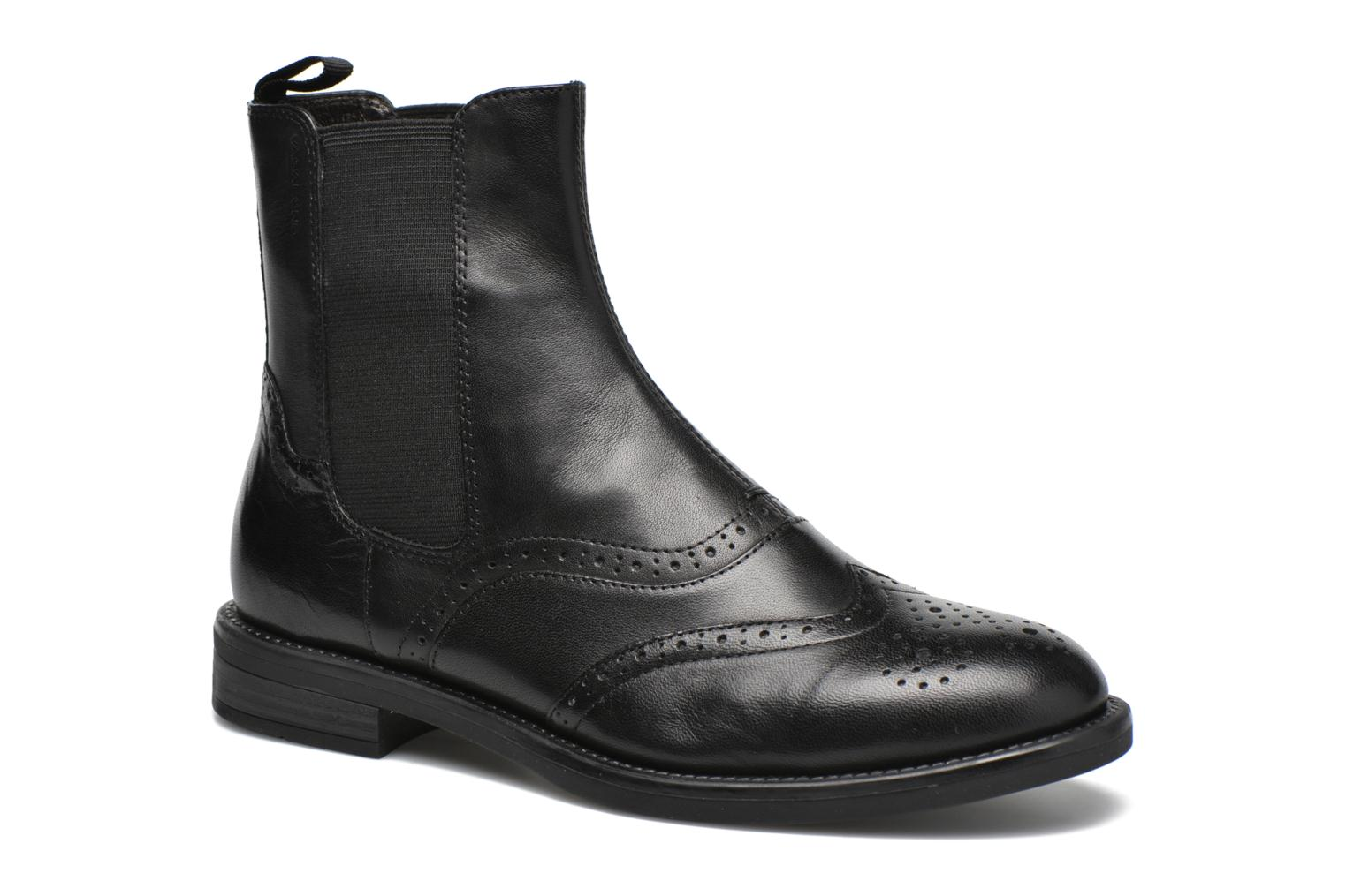 Ankle boots Vagabond Shoemakers AMINA 4203-001 Black detailed view/ Pair view